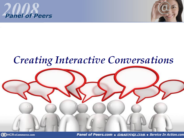 Creating Interactive Conversations
