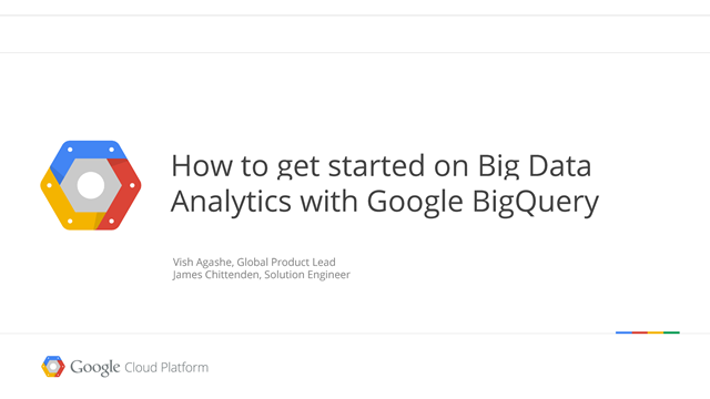 How to get started on Big Data Analytics with Google BigQuery