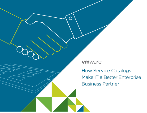 How Service Catalogs Make IT a Better Enterprise Business Partner