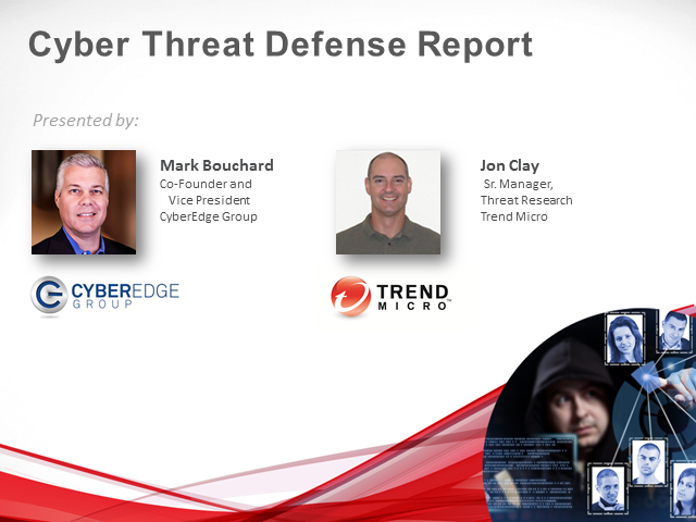 Cyber Threat Defense Report