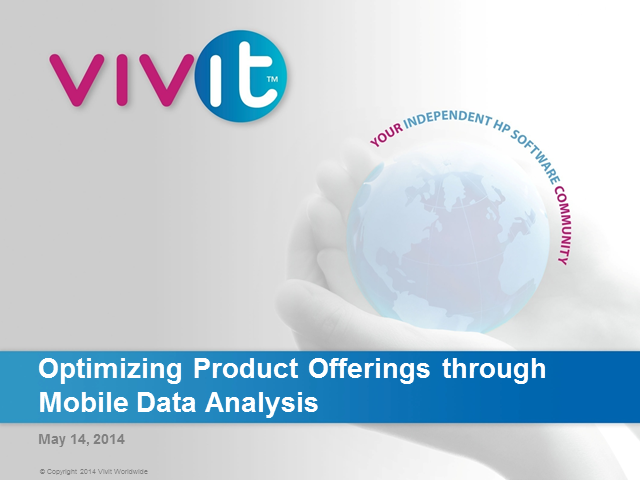 Optimizing Product Offerings Through Mobile Data Analysis