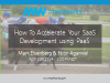 How to accelerate your SaaS development using PaaS