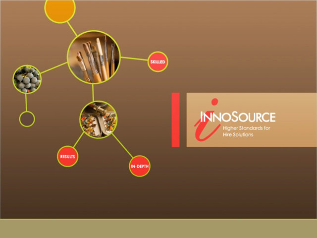 InnoSource, Higher Standards for Hire Solutions