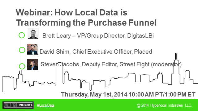 How Local Data is Transforming the Purchase Funnel