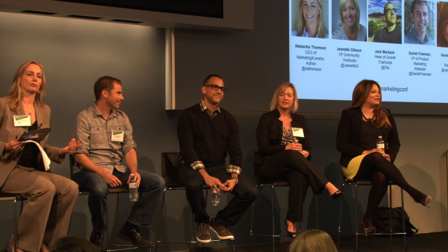 Expert Panel: Get More Users with Digital Marketing and Growth Hacking
