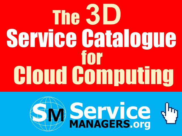 The 3D Service Catalogue for Cloud Computing