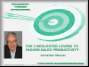 The 3 Neglected Levers to Higher Sales Productivity