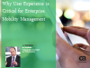 Why User Experience is Critical for Enterprise Mobility Management