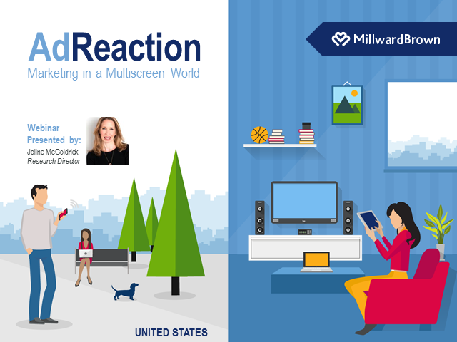 AdReaction: Marketing in a Multiscreen World (North America)