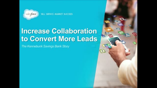 Increase Collaboration to Convert More Leads
