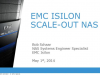 Isilon Scale-Out NAS: Power Your Enterprise