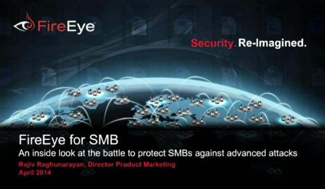 An Insider Look at the Battle to Protect SMBs Against Advanced Targeted Attacks