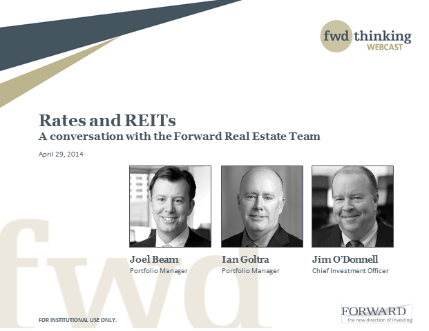 REITs and Rates: Investing in REITs in Today's Interest Rate Environment