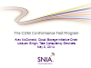 Getting Started with the Cloud Data Management Interface (CDMI) Conformance Test