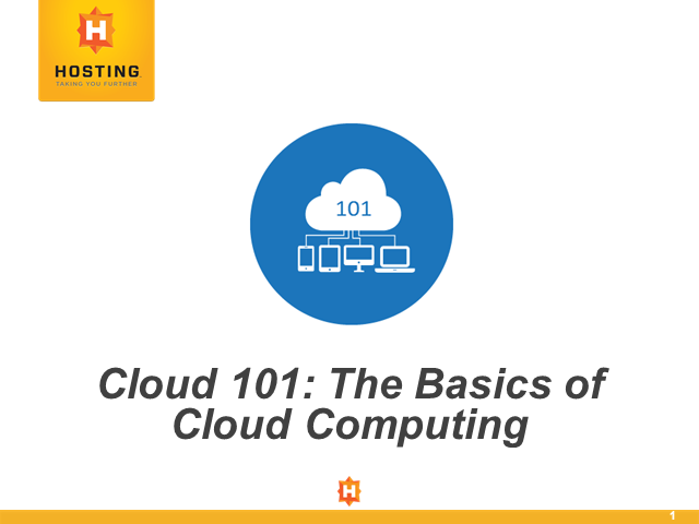 Cloud 101: The Basics of Cloud Computing