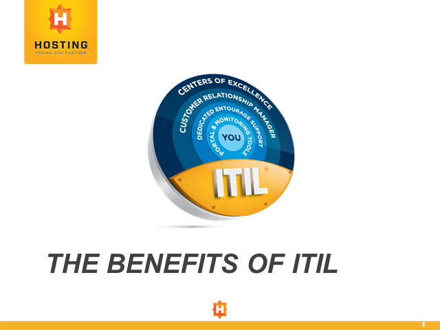 The Benefits of ITIL