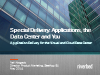 Special Delivery: Applications, the Data Center and You