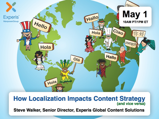 How Localization Impacts Content Strategy (and vice versa)