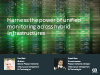 Harness the power of unified monitoring across hybrid infrastructures