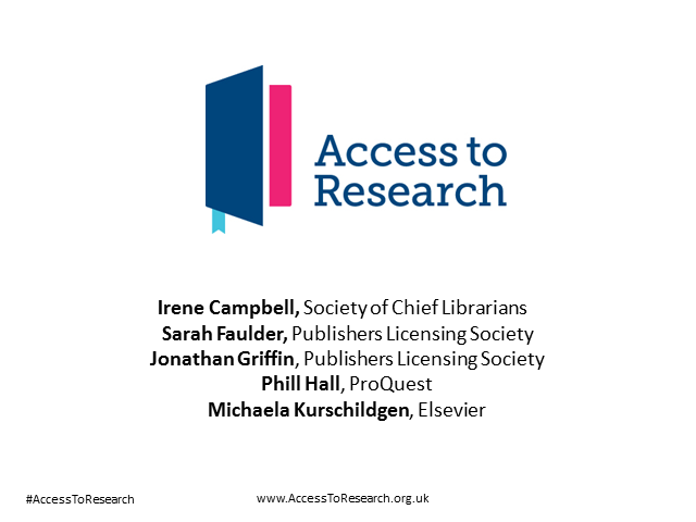 Access to Research in the UK