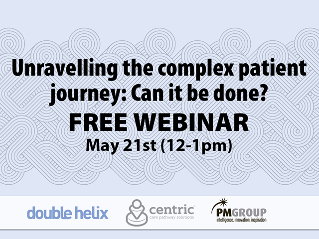 Unravelling the complex patient journey: can it be done?