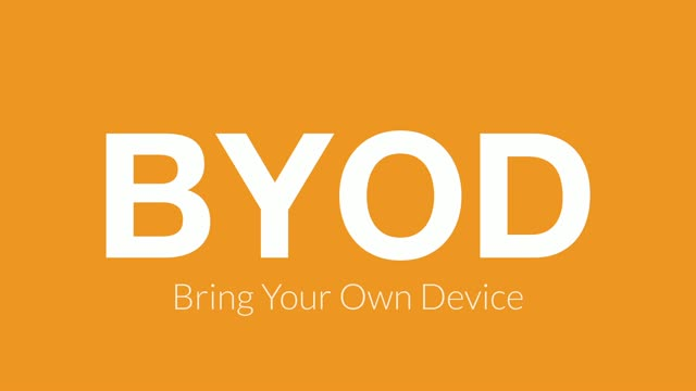 BYOD (Bring Your Own Device) With RingCentral