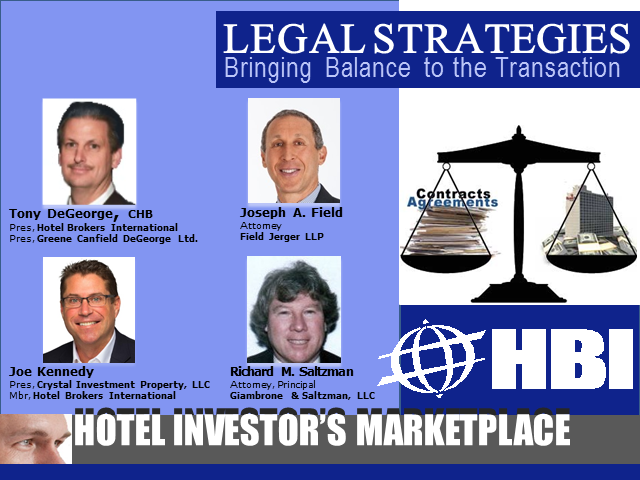 Legal Strategies: Bringing Balance to the Transaction