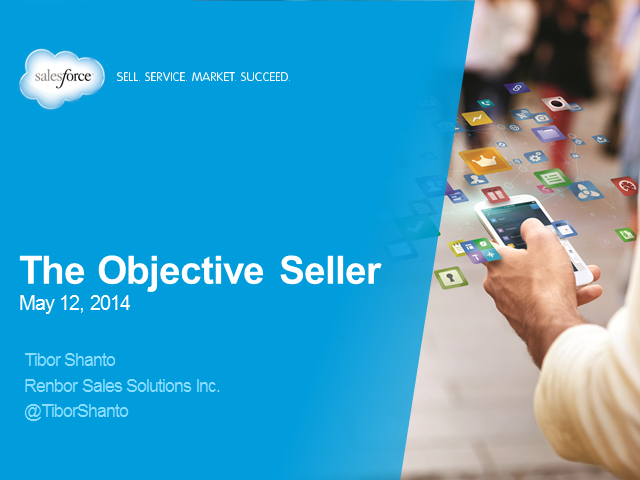 The Objective Seller