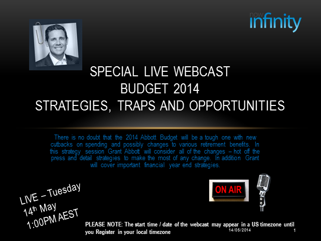 Budget 2014: Strategies, Traps and Opportunities
