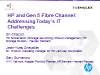 Join the HP/Emulex Gen 5 Webinar - Enter to Win Prize!