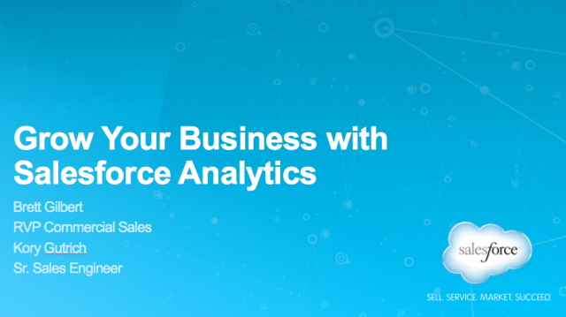 Learn How to Use Analytics to Manage your Business