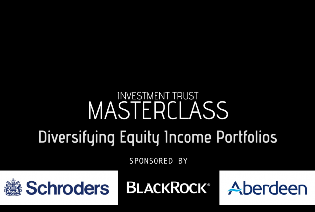 Diversifying Equity Income Portfolios