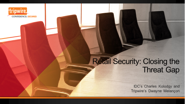 Retail Security – Closing The Threat Gap