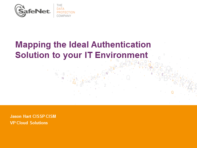 Multiple authentication solutions, but are they all equal?