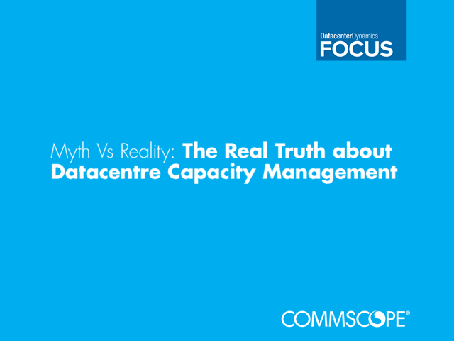 Myth Vs Reality: The Real Truth about Datacentre Capacity Management