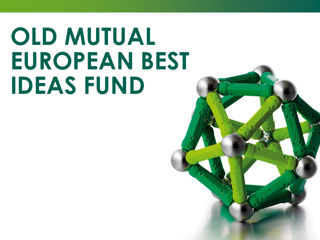Old Mutual European Best Ideas Fund webcast