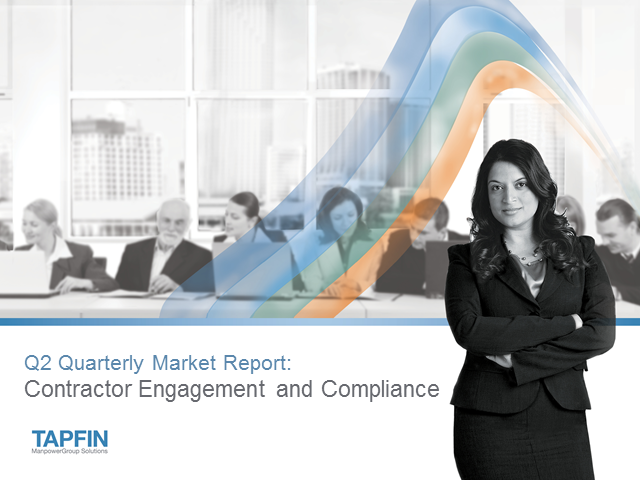 Quarterly Market Report: Contractor Engagement & Compliance