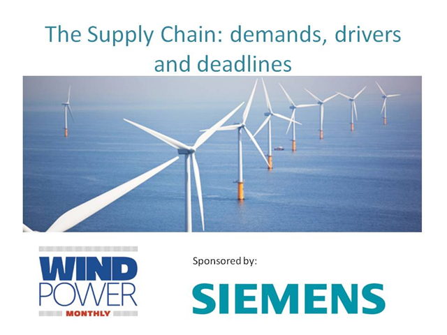 The Supply Chain - Demands, Drivers & Deadlines