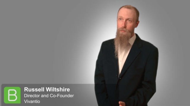 BrightTALK at SITS:: Russell Wiltshire from Vivantio