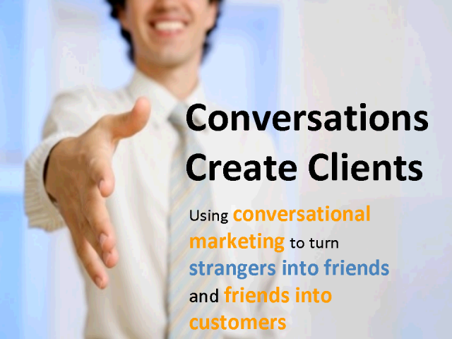 Conversations Create Customers