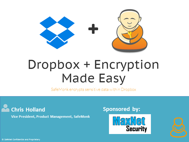 Dropbox + Encryption Made Simple