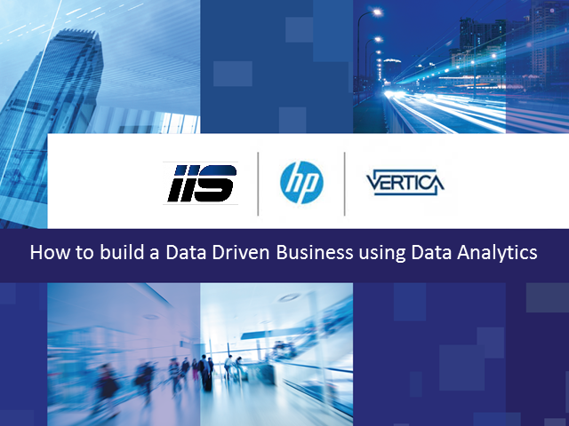 How to Build a Data Driven Business Using Data Analytics