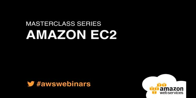 Masterclass | Amazon EC2