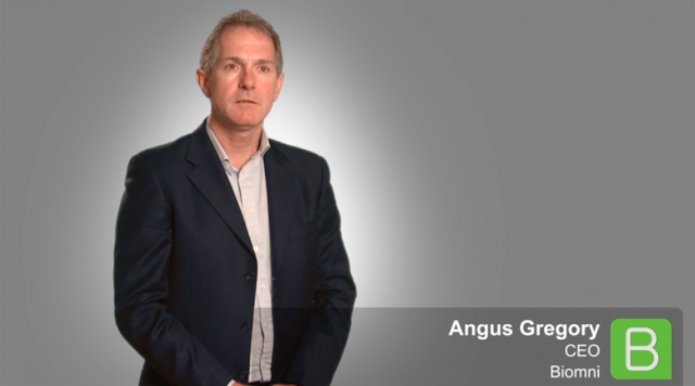 BrightTALK at SITS:: Angus Gregory from Biomni