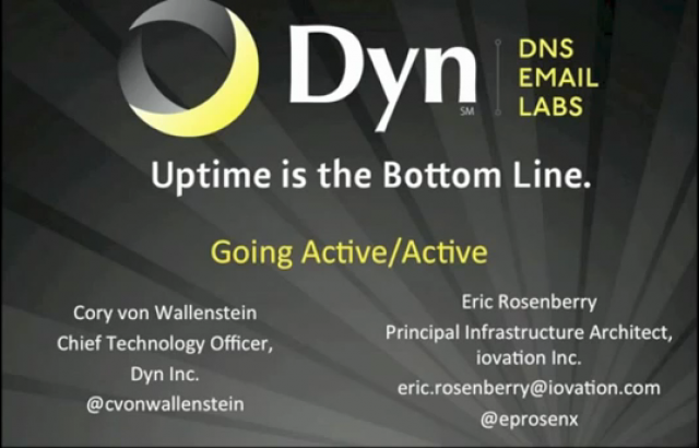 Managed DNS: The Benefits Of Active/Active Failover