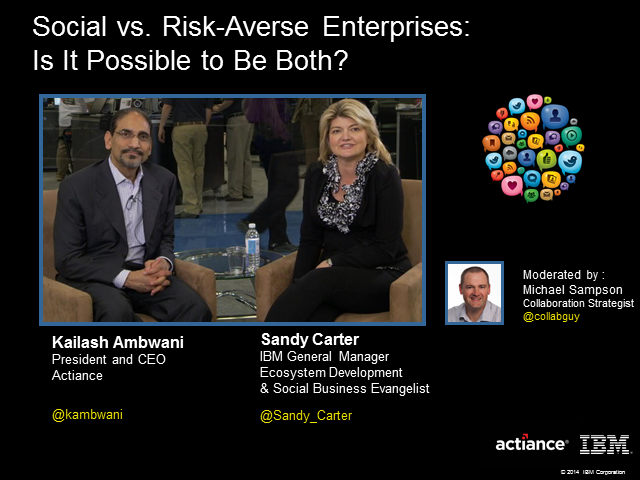 Social vs. Risk-Averse Enterprises: Is it possible to be both?