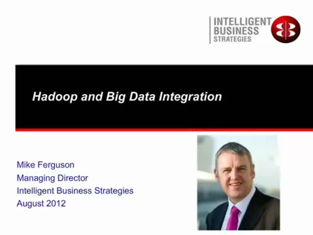 Hadoop & Big Data Integration