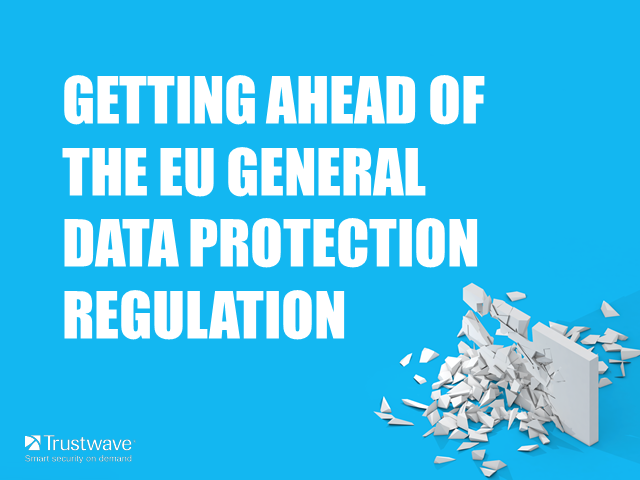 Getting ahead of the EU Data Protection Reform