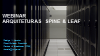Arquitetura Spine and Leaf para Data Center