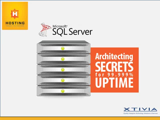 SQL Server Databases: Architecture Secrets to Achieve 99.999% Uptime